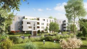 BPD Marignan - Rue Du Fort - Parc - V02